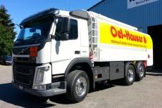 Volvo FM-460 6x2, Willig Tankfahrzeug, Moor Heizöl & Transport, Oberhasli