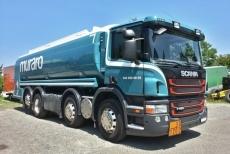 Scania R420 8x2, Muraro Peter AG