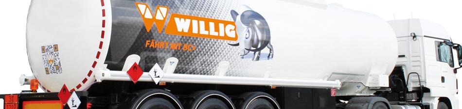 Willig Tankfahrzeuge